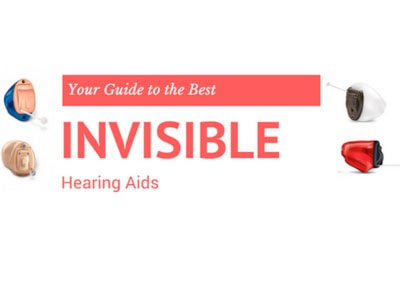 Invisible hearing aid is best for me