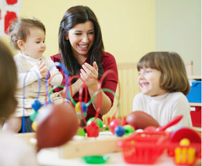 speech therapy for toddler