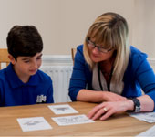 How does speech therapy work?