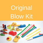 Original blow kit or oral