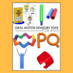 oral motor kit for speech therapy