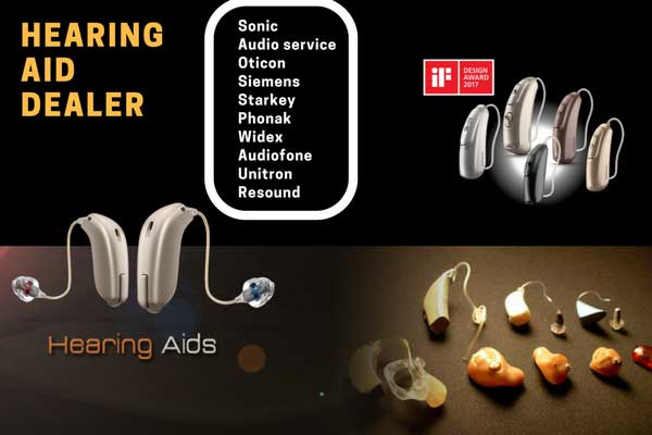 hearing aid dealers in pune