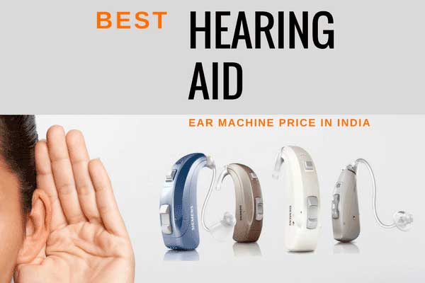 hearing machine price in india