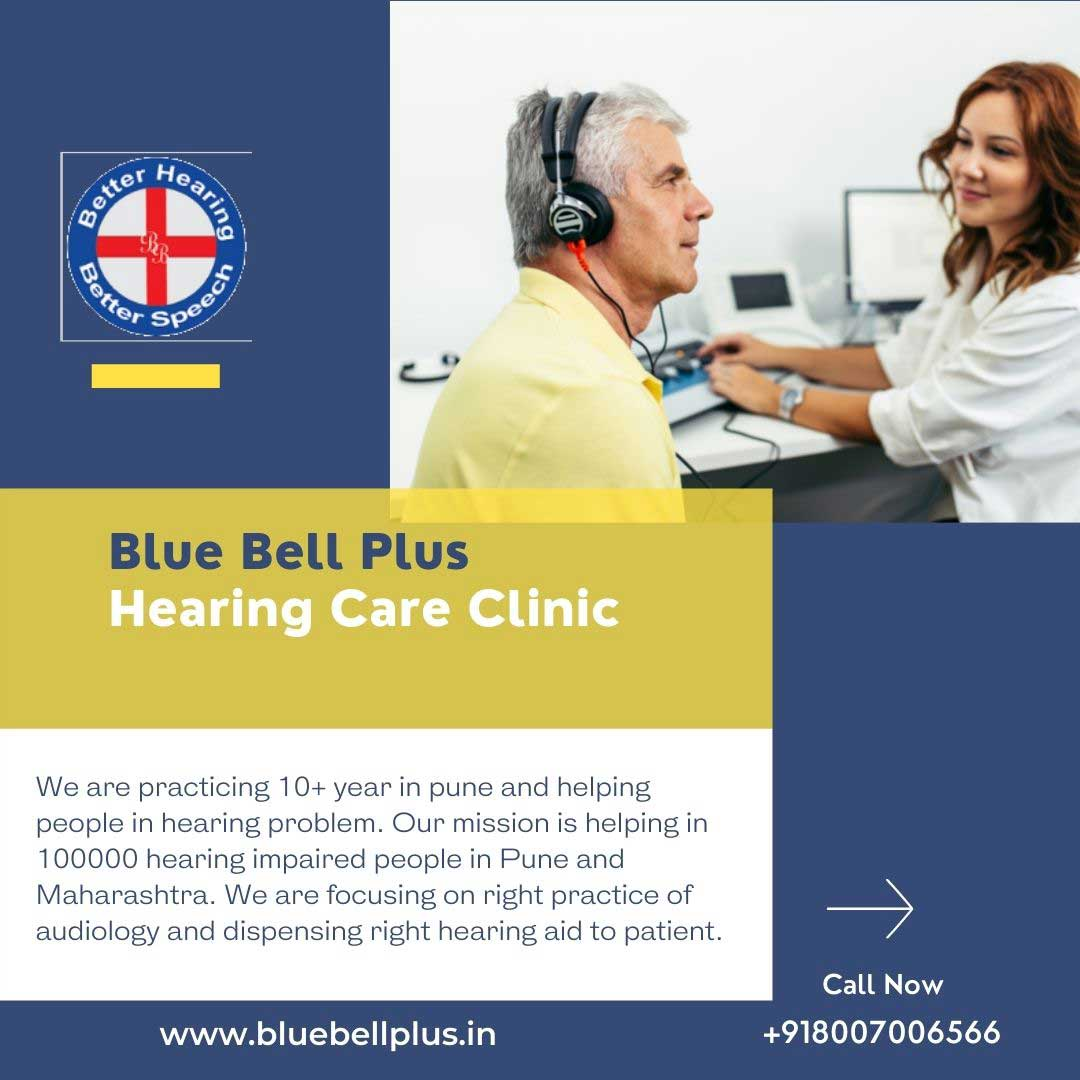 Hearing care clinic in pune