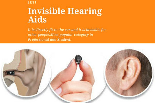 best Invisible-hearing-aid